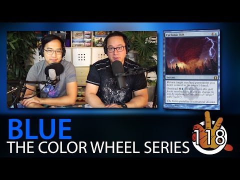 Blue - The Color Wheel Series (& CONSPIRACY 2 PREVIEW) | The Command Zone #118