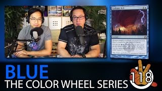 blue the color wheel series conspiracy 2 preview the command zone 118
