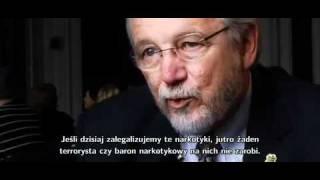 Jack Cole o nieskutecznej prohibicji narkotykowej (2/2) - napisy PL