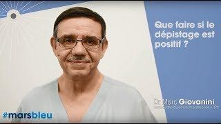 MarsBleu 2019 - Test dépistage cancer colorectal positif : que faire ?