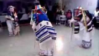 Danza De Los Viejitos En Panorama City CA. 5-16-10 (HUECORIO)  1era Parte.