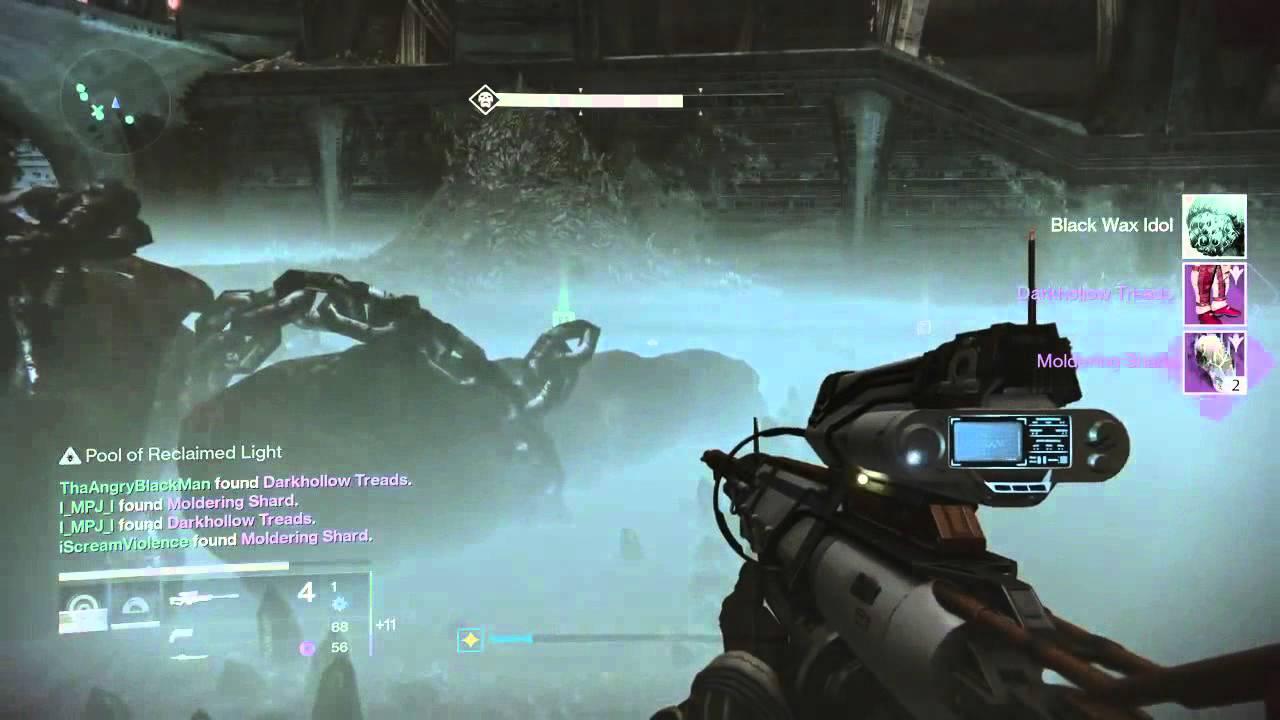 Destiny The Kings Fall Killing Golgoroth Rewards Youtube