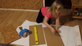 видео Паркет для детской комнаты, уложить натуральный паркет в детской