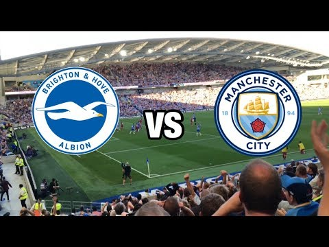 """BRIGHTON VS MANCHESTER CITY VLOG """"BIGGEST GAME IN OUR HISTORY!"""" 12/08/2017"""