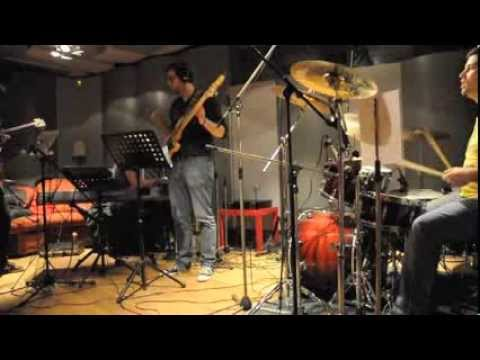 Funky Zeit - Jazz session live recording @ Studio Fandango.