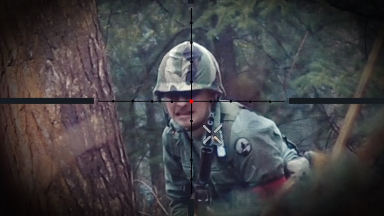 Classic Sniper Takedowns (Airsoft) #Shorts
