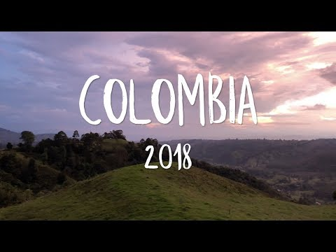 What to see in Colombia 2018 - full video