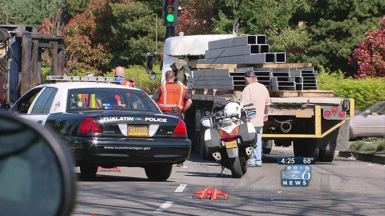 Truck Accident Raises Questions About Headache Racks
