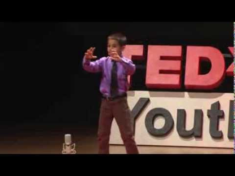 The Power of Imagination: Josiah Mozloom at TEDxYouth@Miami