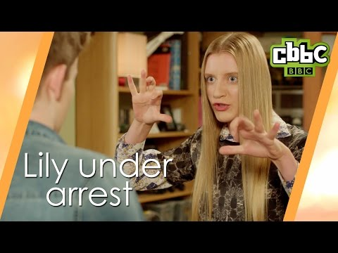 Eve Series 2 Episode 10   Lily gets arrested for hacking