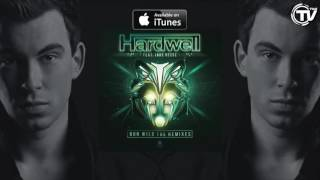 Hardwell feat. Jake Reese - Run Wild (Dr Phunk Remix) - Cover Art - Time Records