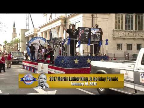2017 Martin Luther King, Jr. Holiday Parade
