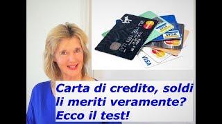 Carte di credito, un esercizio mentale per avere denaro!crescita personale (2019)