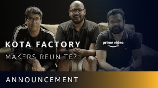 Hostel Daze - Announcement | From the Makers of Kota Factory | TVF x Amazon Prime Video
