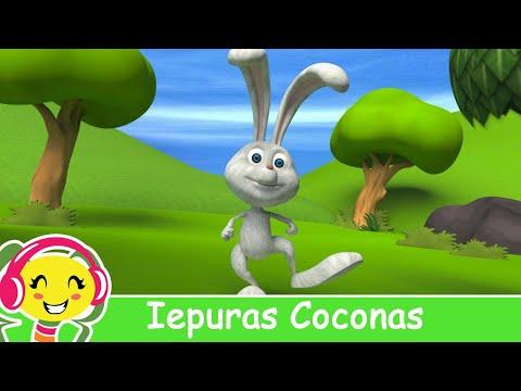 Iepuras Coconas - CanteceGradinita.ro