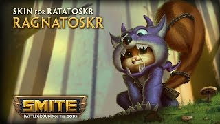 SMITE New Skin for Ratatoskr - Ragnatoskr