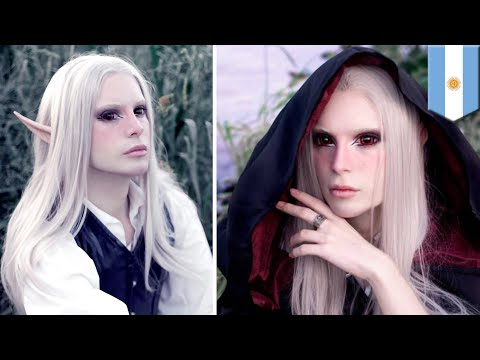 Plastic prince: Man spends $60k to look like real-life elf - TomoNews