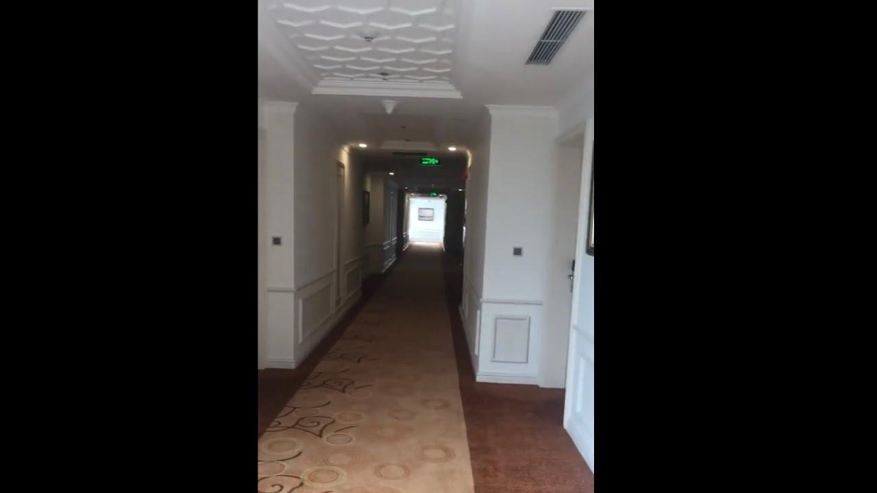 Kho Tư liệu Xây dựng – Hành lang trong khách sạn 5 sao
