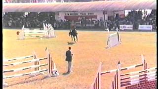 1987 Zambia   Kitwe, Jumping CASS, CHL, Part 12, La Zaïroise, Open Championship, En 2 Manches