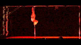 Alethea Austin- Midwest Pole Dance Competition 2012