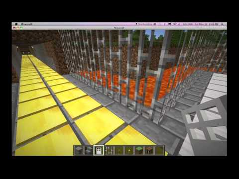 How to make a basic jail minecraft 6