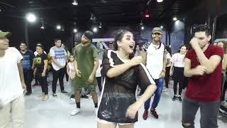 Choreo: @nathicallejas  Lugar: @tngecuador Canción Mad Love - @iambeckyg @duttypaul @davidguetta 🚨 thumbnail