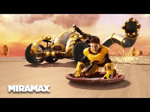 Spy Kids 3-D: Game Over | 'The Amazing Race' (HD) - A Robert Rodriguez Film Mp3