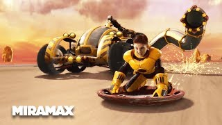 Spy Kids 3-D: Game Over | 'The Amazing Race' (HD) - A Robert Rodriguez Film
