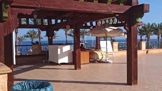 Огляд внутрішнього дворика, басейну, пляжу, моря VERA CLUB QUEEN SHARM BEACH 4* thumbnail