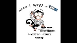 Hardwell & W&W vs. Showtek - Cannonball Jumper (Monkey Buziness Mashup)