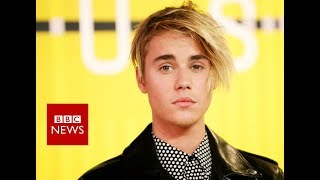 Justin Bieber cancels the rest of his World Tour - BBC News