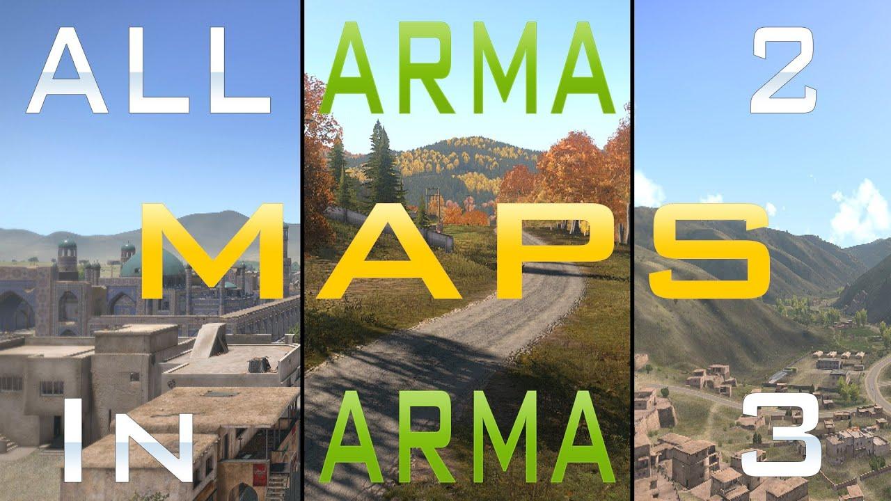 IceBreakrs Islands ArmA Legacy Arma Arrowhead Islands American - Arma 3 us maps