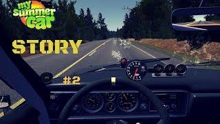 Dump, dynamite and broken car - My Summer Car Story #2