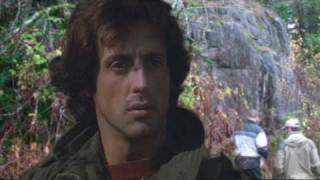 Rambo Stallone - On The Set Of First Blood :  Part3 ( filming location video )