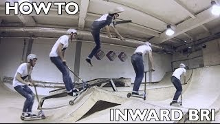 HOW TO \ KSS \ INWARD BRI \ Scootering