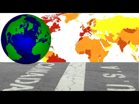 Important Boundary Lines of the World: (GK) UPSC Preparation VIDEO!