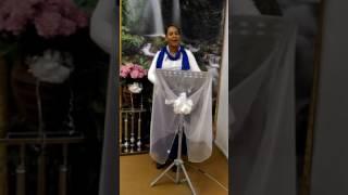 PASTORA LARISSA DE LEÓN..voz de alerta a Republica Dominicana