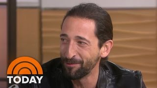 Adrien Brody Talks Scares In 'Backtrack' – And In His Restored Castle | TODAY