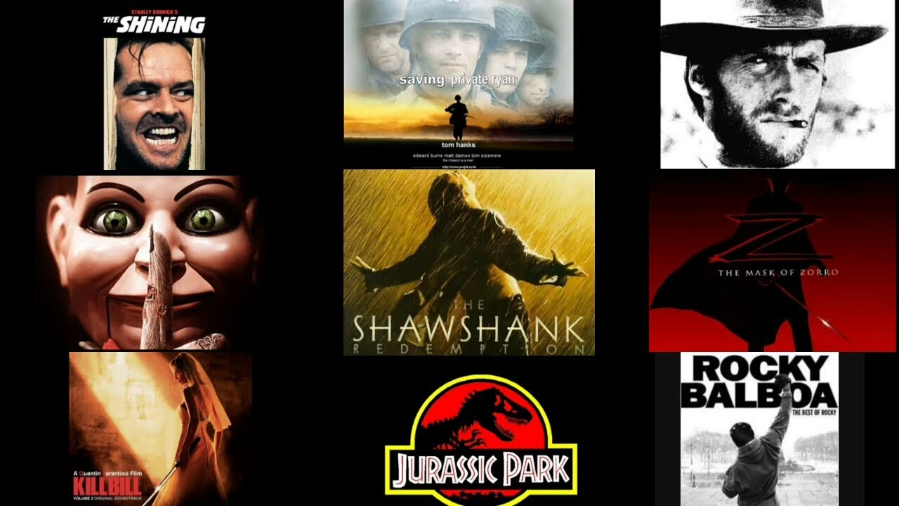 Best Movie Soundtracks Ever Made Compilation Part 2 Youtube