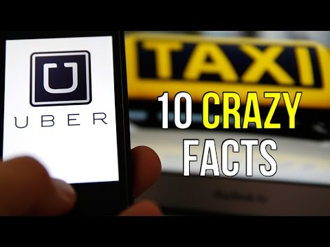 10 CRAZY FACTS ABOUT UBER