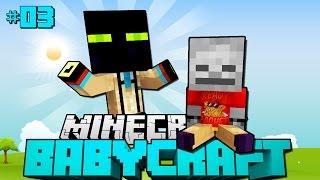UNSER ERSTER SCHULTAG?! - Minecraft Babycraft #03 [Deutsch/HD]