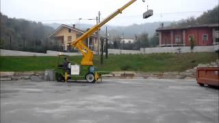 Serie Minidrel 125 B