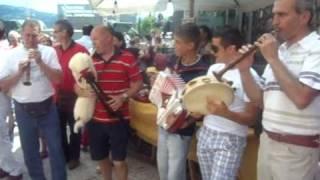 Molise: Scapoli Festival della Zampogna 2009 (Italian Bagpipe)  Saltarello abruzzese