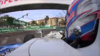 St. Pete crash Pro Mazda