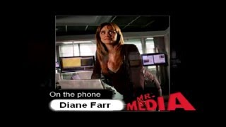 Actress Diane Farr of Rescue Me, Californication, Numb3rs 2 of 5 (Interview)