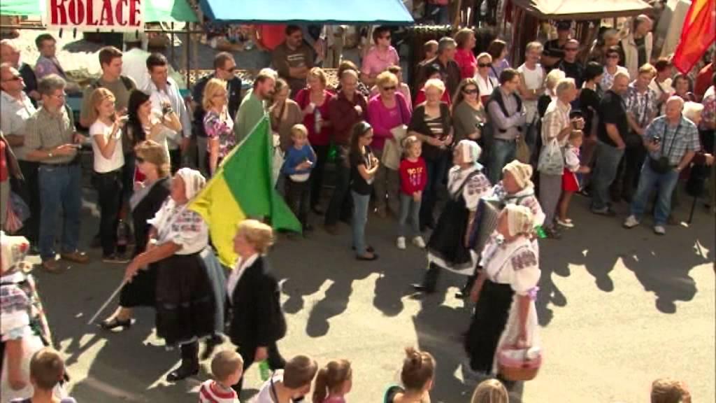 Hustopečská TV: Burčákové slavnosti Hustopeče 2012
