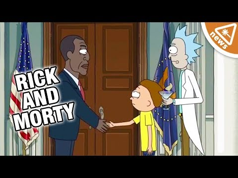 11 Things You Missed in the Rick and Morty Season 3 Finale! (Nerdist News w/ Jessica Chobot)