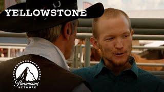 Jimmy Meets Mia | Yellowstone Season 3 Sneak Peek | Paramount Network