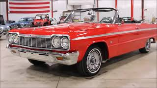 1964 Chevy Impala Red2