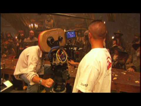 Pirates of the Caribbean: At World's End: Behind the Scenes Production Broll Part 4 of 4